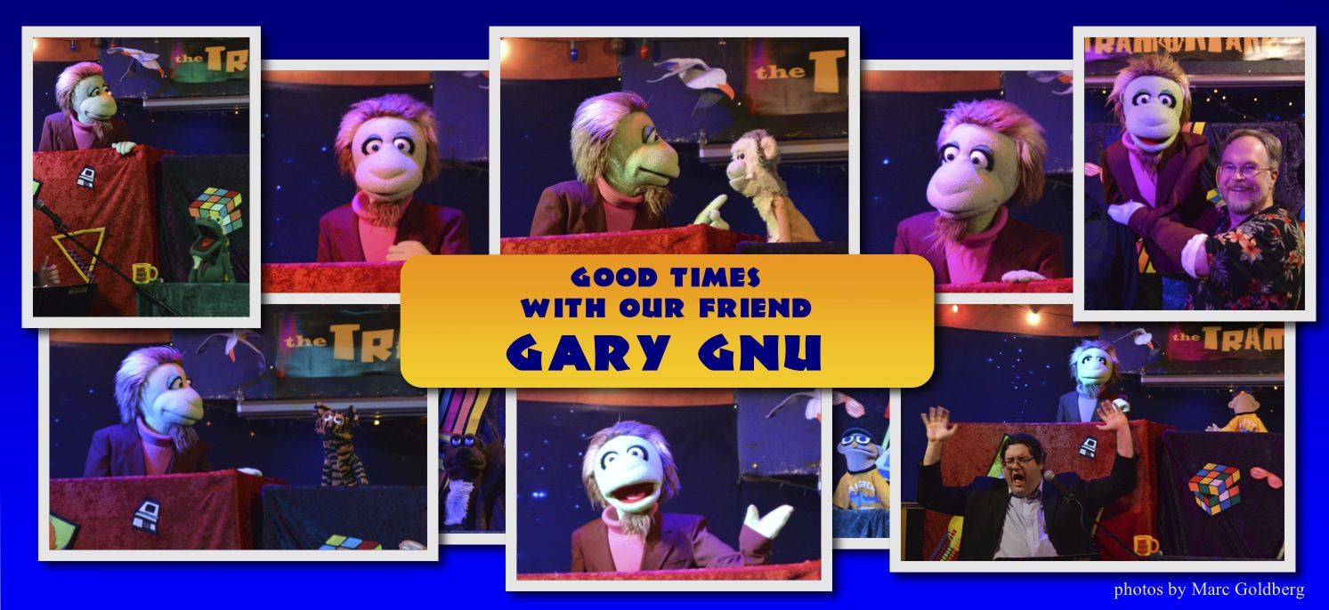 Our Friend Gary Gnu