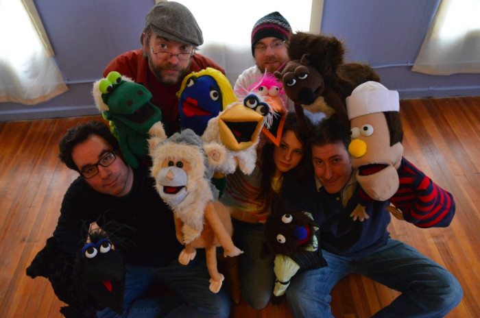 Puppeteers 1