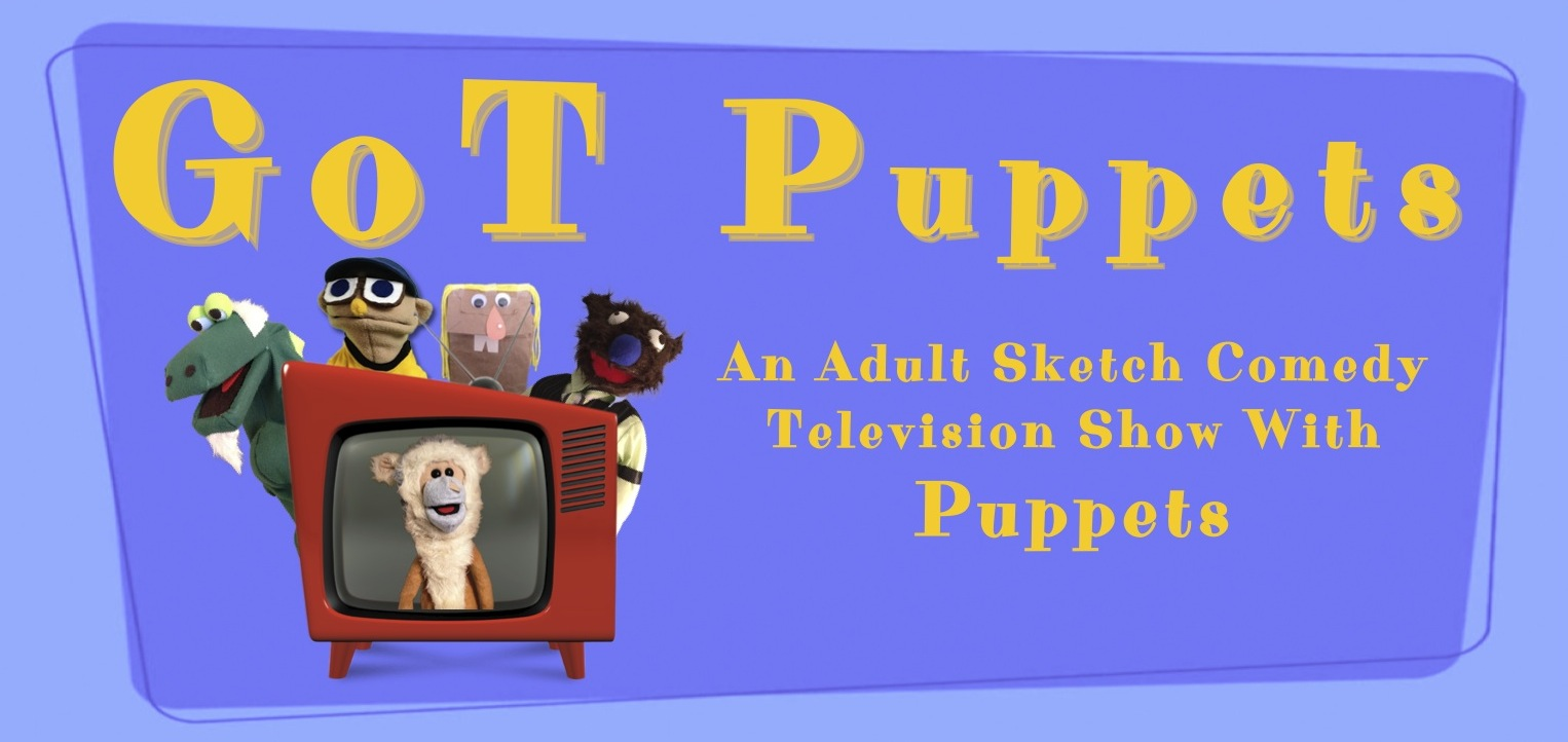 GoT Puppets Website Banner